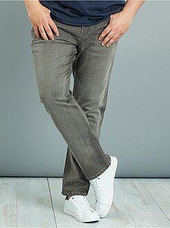 Pantalón vaquero elástico fitted