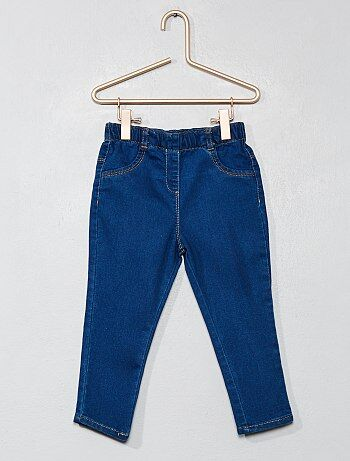 Pantalón vaquero estilo tregging - Kiabi cbd087e24e5