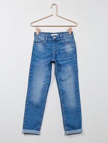 Pantalón vaquero regular - Kiabi