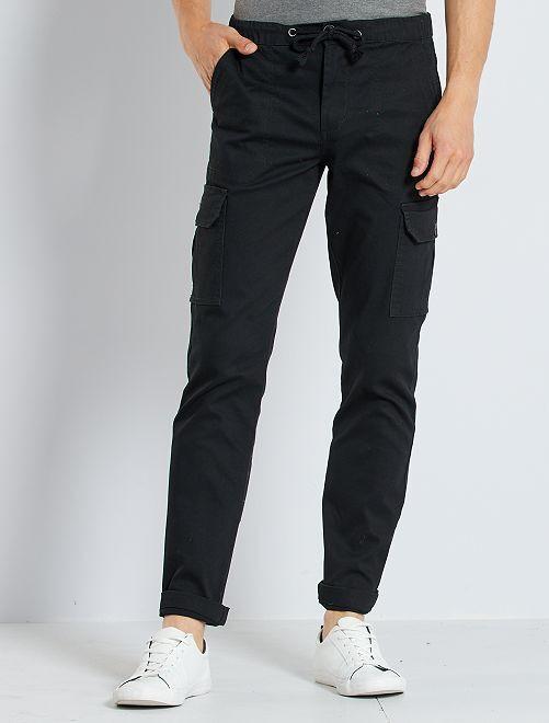 Pantalón workwear                                                     negro