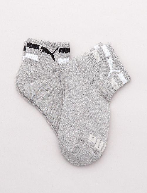 Par de calcetines bajos 'Puma'                                         GRIS