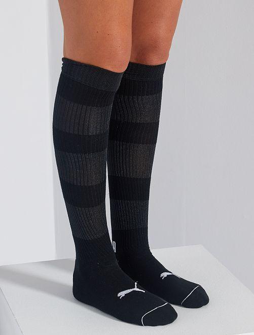 Par de calcetines 'Puma'                             NEGRO