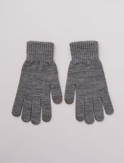 Par de guantes                             GRIS