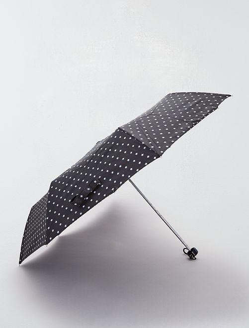 Paraguas de lunares                             estrella