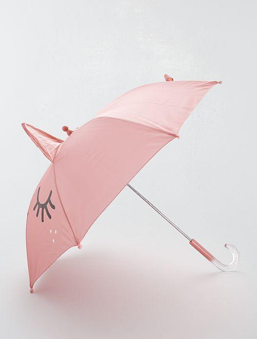 Paraguas estampado 'gato'                             gato