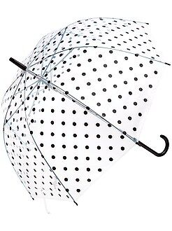 Accesorios - Paraguas transparente