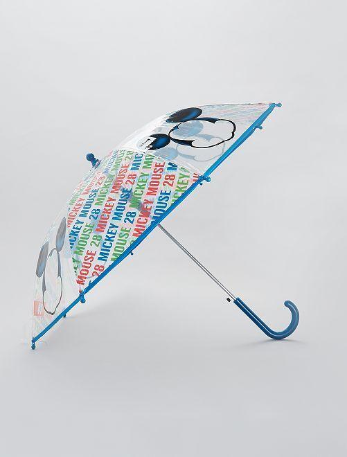 Paraguas transparente 'Mickey'                             BEIGE