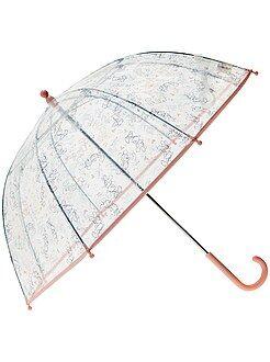 Accesorios - Paraguas transparente 'Minnie' - Kiabi