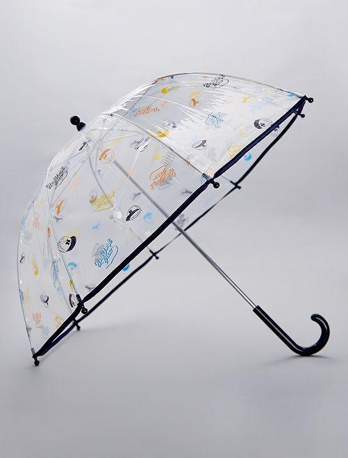 Paraguas transparente 'Nueva York'                                                     BLANCO