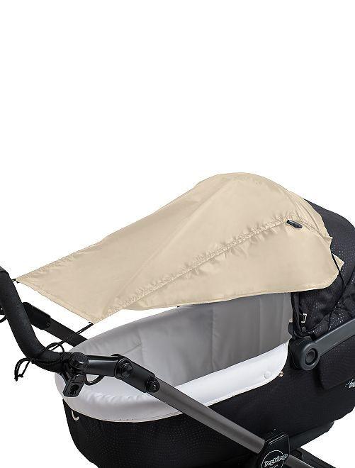 Parasol con protección lateral para carrito                                                                 BEIGE