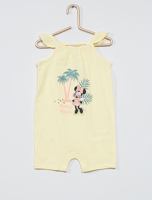 Pelele Minnie 'Disney Baby'                                         BLANCO
