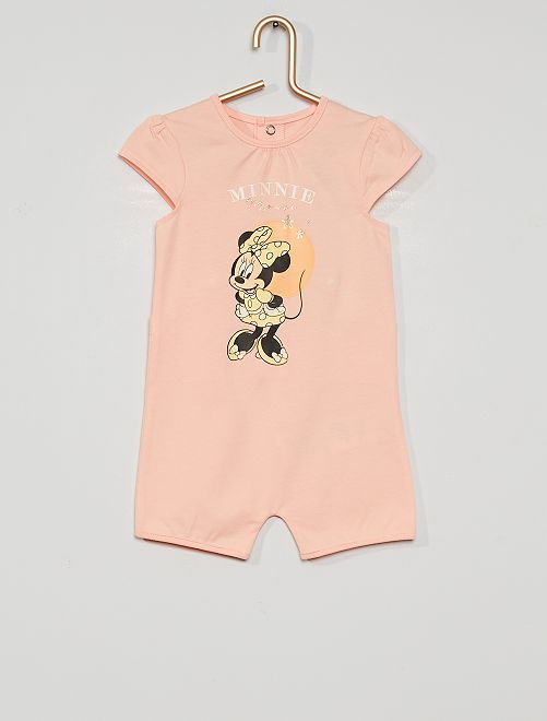 Pelele 'Minnie' eco-concepción                             ROSA