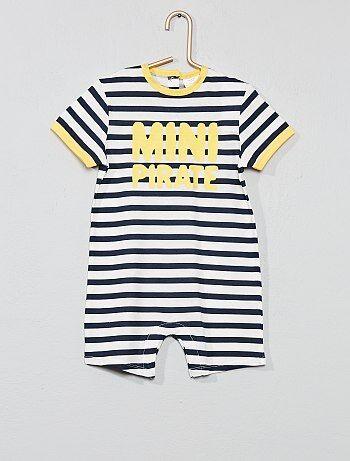 1b8f30a5d Niño 0-36 meses - Pelele  pirata  - Kiabi