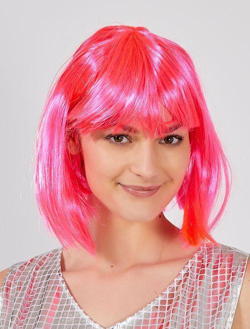 Peluca dance                                         rosa