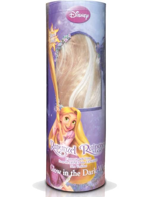 Peluca rubia 'Rapunzel'                             amarillo Accesorios