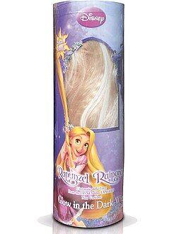 Peluca rubia 'Rapunzel'