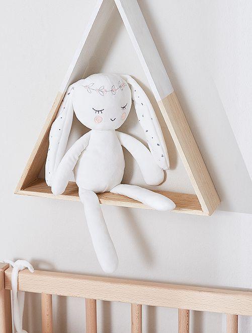 Peluche de 'conejo' estilo muñeca de trapo                             conejo Bebé niña