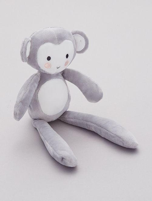 Peluche de terciopelo 'mono'                                         mono