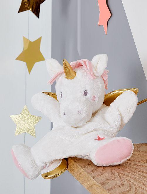 Peluche 'unicornio'                             BEIGE Bebé niña