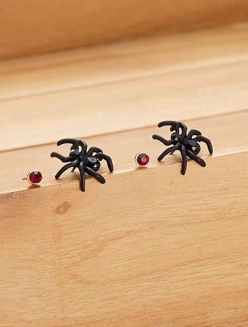 Pendientes de araña                                         BEIGE