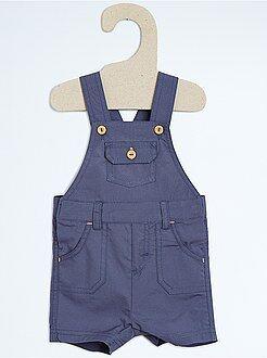 Shorts, bermudas - Peto de popelina