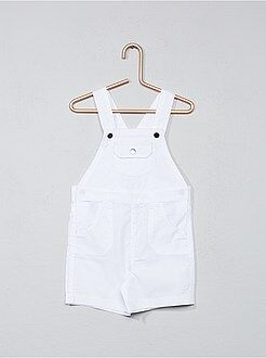 Shorts, bermudas - Peto de popelina - Kiabi