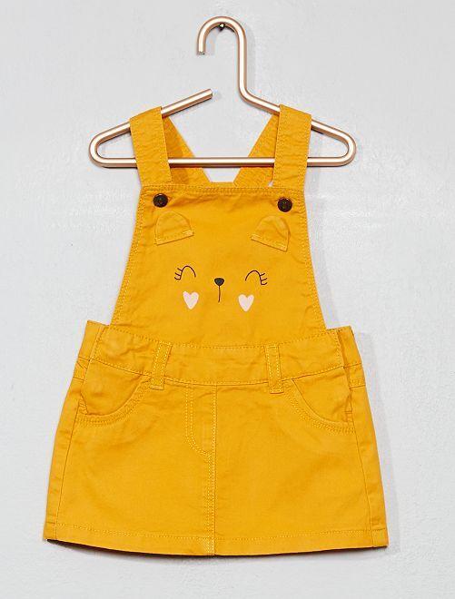 Pichi 'ratón'                                         amarillo Bebé niña