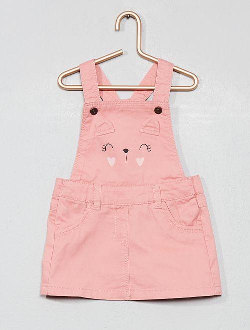 Pichi 'ratón'                                         rosa Bebé niña