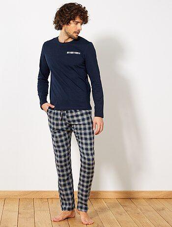 Pijama cálido - Kiabi