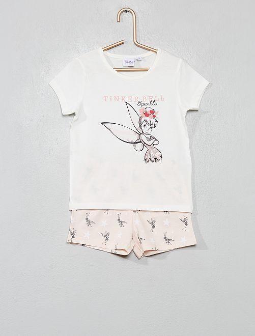 Pijama corto de 'Campanilla'                             ROSA