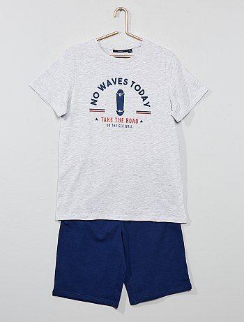 7db6c0d2a Pijama estampado nino | Kiabi | La moda a pequeños precios