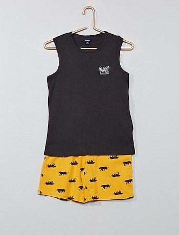 d1dae3616b Pijama corto  tigre  - Kiabi