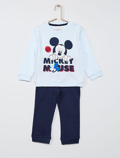Pijama de 2 piezas 'Mickey'                                         azul/marino