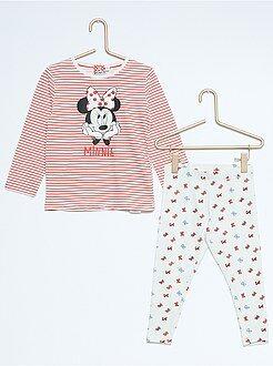 Pijamas - Pijama de 2 piezas 'Minnie'
