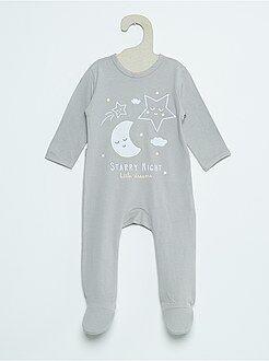 Pijama de algodón