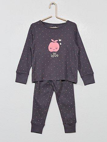 f95ecc337 Rebajas pijamas de Niña | Kiabi