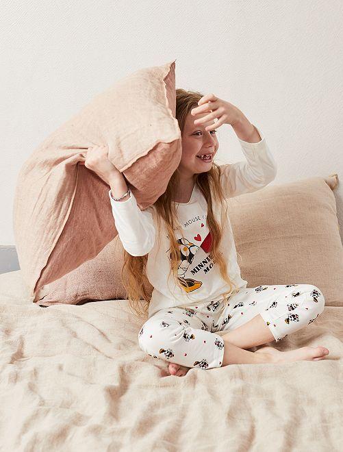 276df9a16 Pijama de algodón puro 'Minnie Mouse'