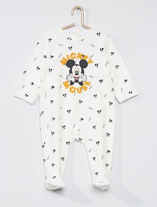 Pijama de 'Mickey' de 'Disney'                                                                                                     mickey