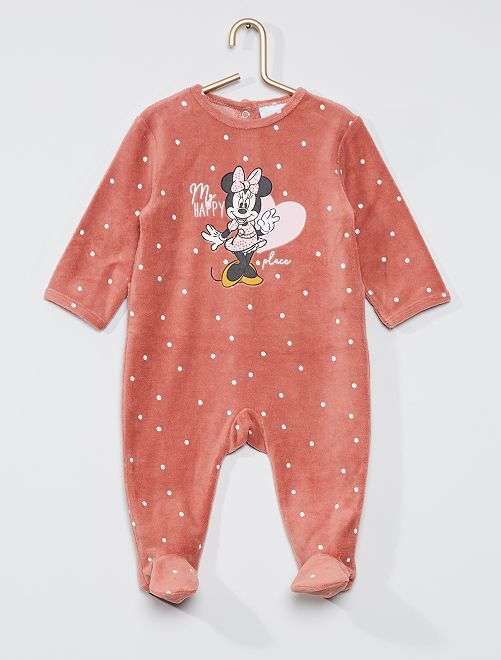 Pijama de 'Minnie' de 'Disney'                                                                                                     minnie