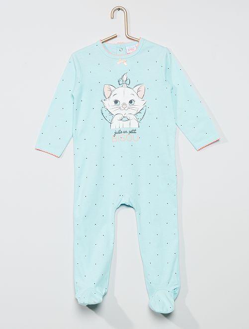 Pijama de punto 'Disney'                                         BLANCO