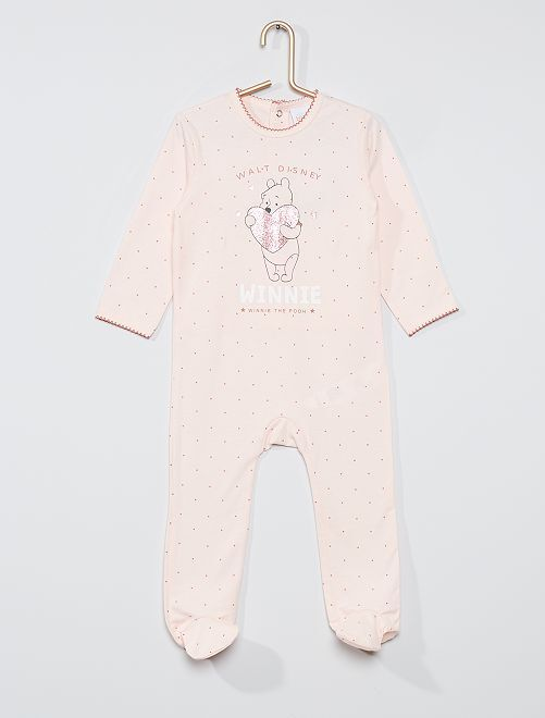 Pijama de punto 'Disney'                                                     ROSA
