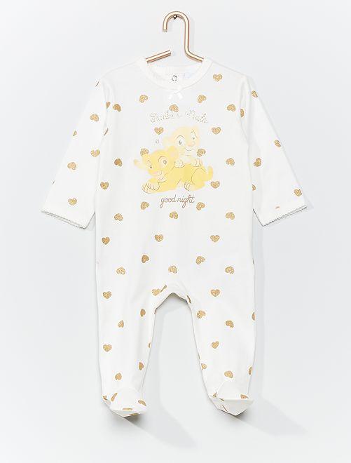 Pijama de punto 'Disney'                                         simba