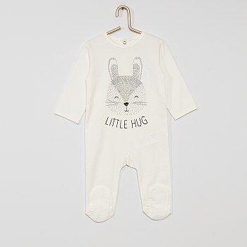Pijama de punto 'eco-concepción' - Kiabi