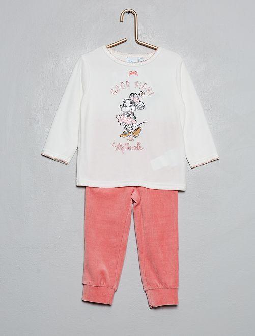Pijama de terciopelo 'Bambi'                                                     minnie