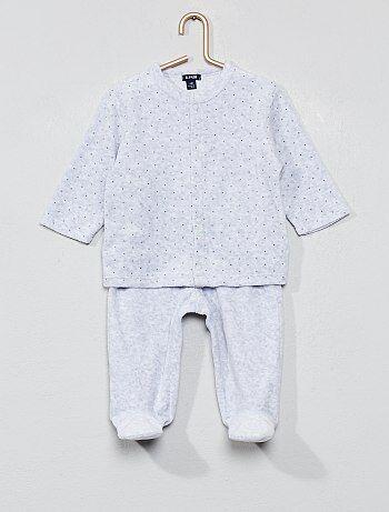 cc3cb7ddb Rebajas pijamas 2 piezas bebé niño baratos - moda Bebé niño | Kiabi