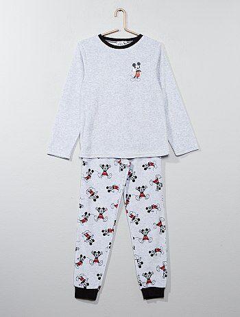 Pijama de terciopelo 'Mickey Mouse' de 'Disney' - Kiabi