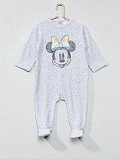 Pijama de terciopelo 'Minnie'