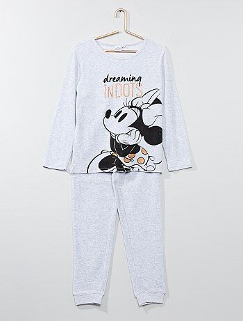 Pijama de terciopelo 'Minnie' - Kiabi