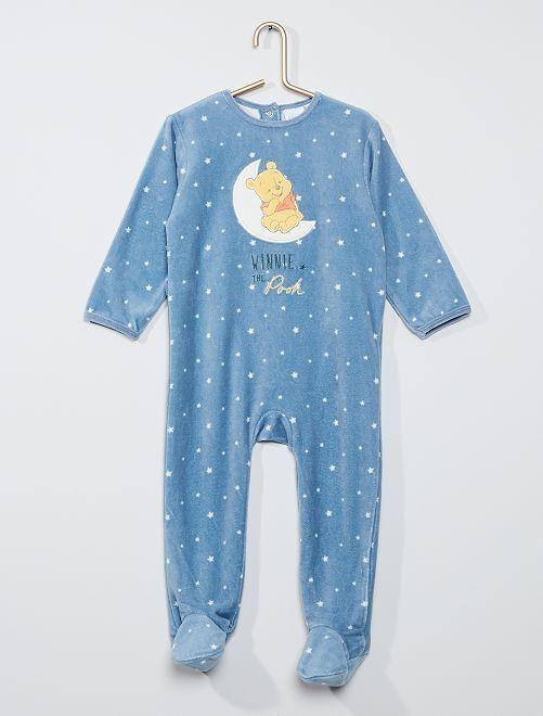 Pijama de terciopelo 'Winnie'                             winnie