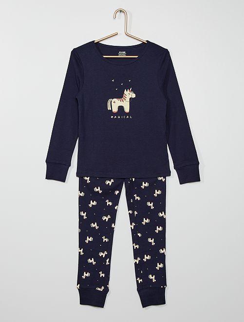 Pijama el 2º a 1€                                                                             AZUL
